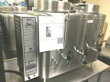 Coffee Brewer Curtis Ru 600 Commercial With 6 Dispensers Faucets Electric