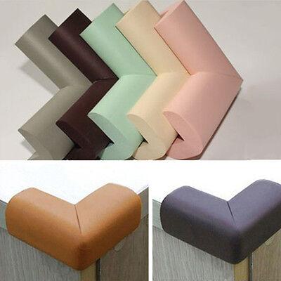 8pcs Table Desk Shelf Edge Corner Cushion Bumper Baby Safety Guard Protector