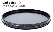 Zeiss T* Polfilter POL Filter Polarisationsfilter circular 72mm 72 mm