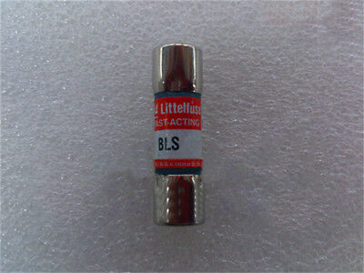 Littelfuse BLS 3 Midget Fast Acting Fuse BLS3 600V 10x35mm 3 Amp BLS-3