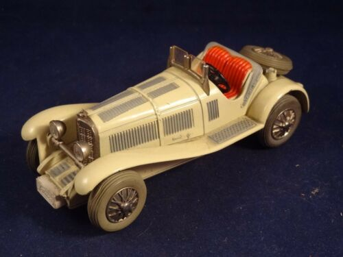 Ancienne W Voiture Ssk 1928 germany Micro 1950 Racer Mécanique Schuco Mercedes 884fwdrq
