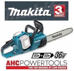 Makita duc353z 36v twin 18v cordless brushless 350mm chainsaw image is loading makita duc353z 36v twin 18v cordless brushless 350mm keyboard keysfo Gallery