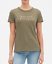 NWT Banana Republic Women Crew Neck Logo Tee Short Sleeve T-Shirt S M L XL