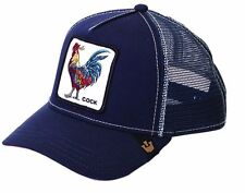 New Goorin Brothers Animal Farm Trucker Hat - Farm  Collection Gallo/Navy