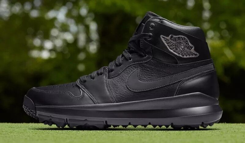 Nike Air Jordan Retro 1 Premium Golf Shoes Seasonal clearance sale