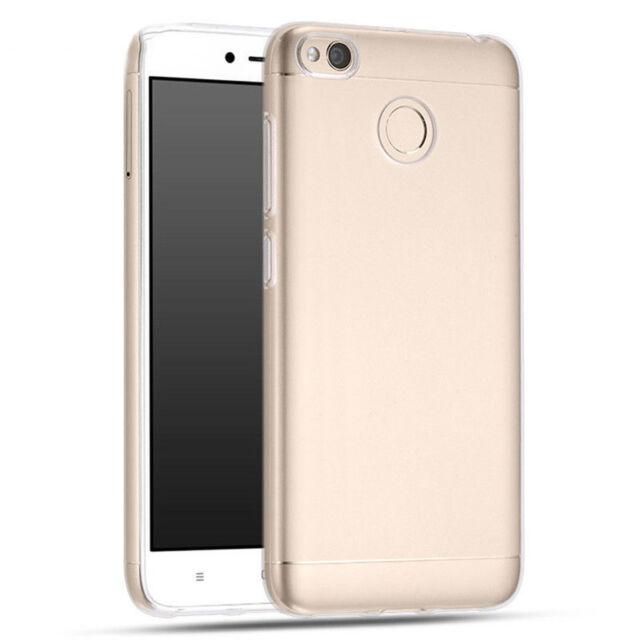 new arrivals 8c9cb 64623 Soft Gel Shoclproof Clear Transparent Case Cover For Xiaomi Redmi 4X