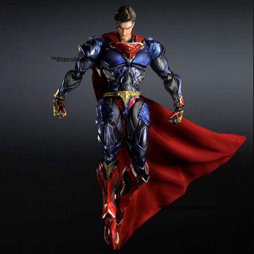 SUPERMAN - Variant - Play Arts Kai Action Figure Square Enix