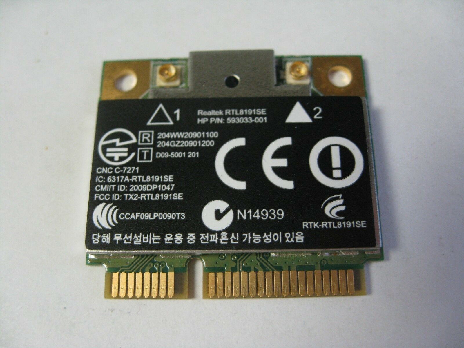 USB 2.0 Wireless WiFi Lan Card for HP-Compaq Presario CQ5315ES