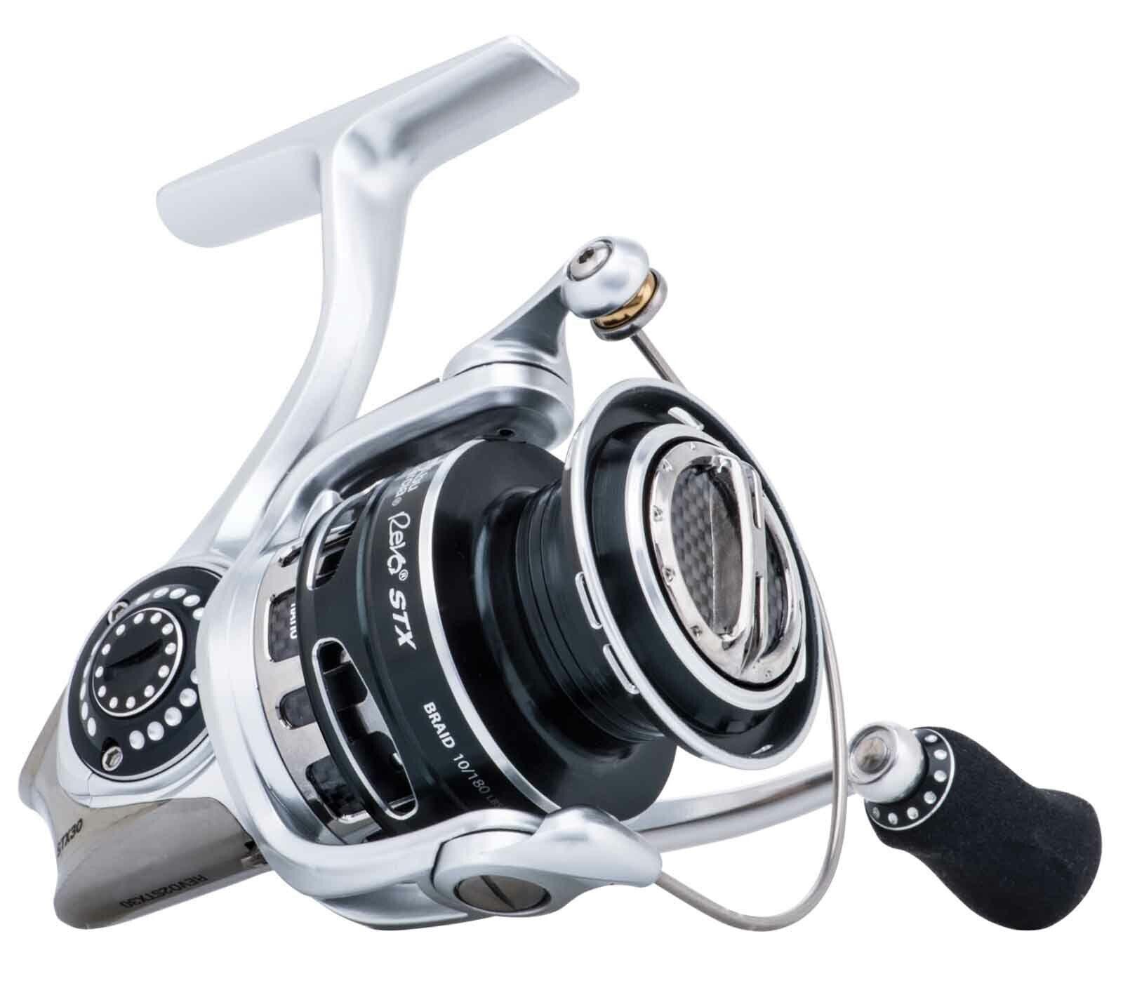 Abu Garcia Revo STX Spinning Fixed Spool Spin FD Fishing Reel - All Models