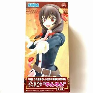 SEGA-Konosuba-Premium-Figure-YunYun-Yun-Yun-21cm-Prize-Kurenai-Densetsu-FS