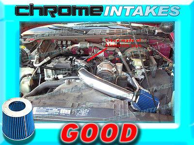 Black Air Intake Kit Filter For 1994-97 Chevy Camaro Z28 Firebird 5.7L V8