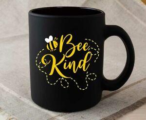 Interesting Cup Bee Kind Kindness Coffee Mug Novelty Coffee Funny Mug