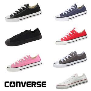All Girls Converse Colors Kids Boys New Original Star Ox Details About dQrsht