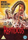 Reptilicus 5030697036155 With Bent Mejding DVD Region 2