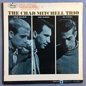 The-Chad-Mitchell-Trio-Riflettente-Mercury-MG-20891-Ex-Condizioni-Vinile-LP
