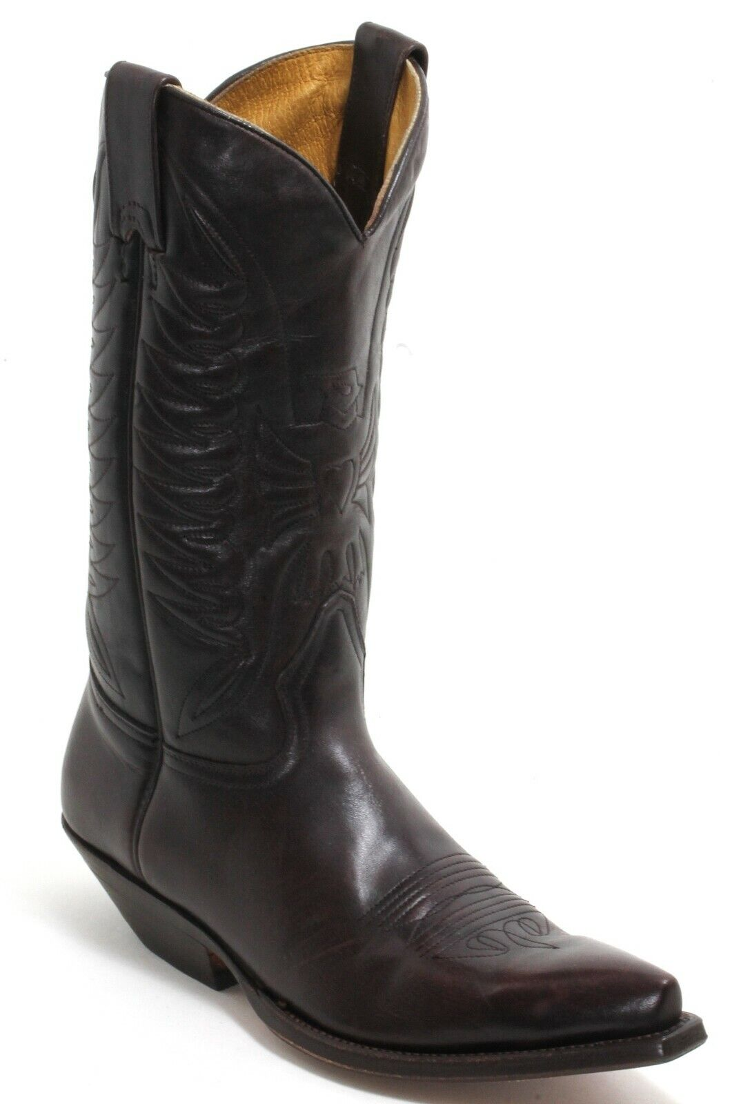 Western Bottes Bottes De Cowboy catalan Style Line Dance Buffalo 1040 613 37,5 - 38