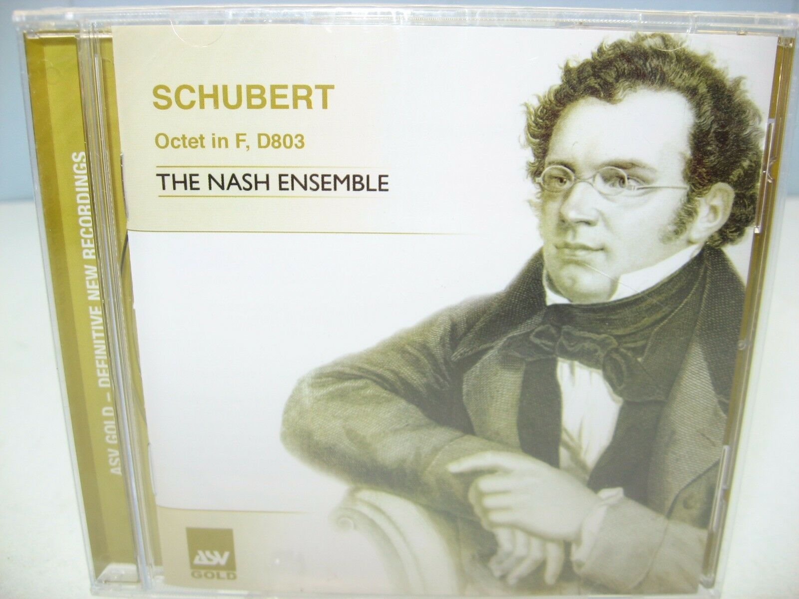 Schubert: Octet in F, D803 (CD, Jan-2005, ASV)
