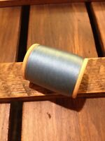 Vintage Gudebrod Size E Light Blue 230 Rod Winding Thread 400 Yards