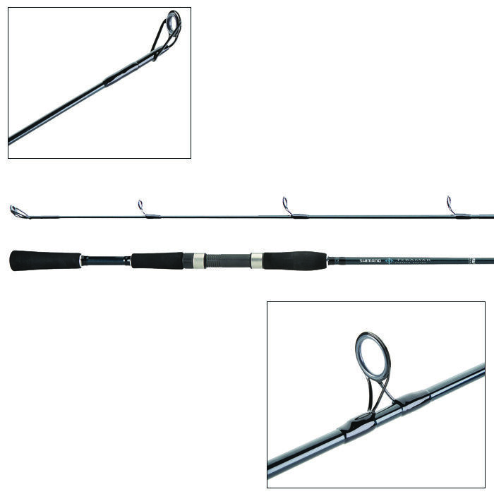 Shimano North East Teramar Spinning Rods  Free Shimano Decal