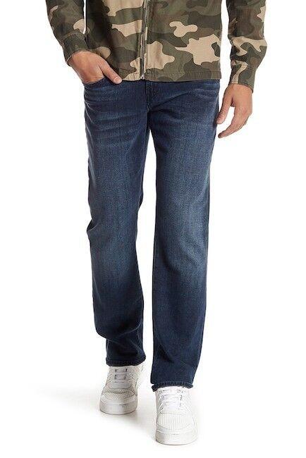 J Brand Herren Tyler Schmal Jeans Gerader Schnitt 36x34  | Professionelles Design  | Reparieren  | Billig ideal
