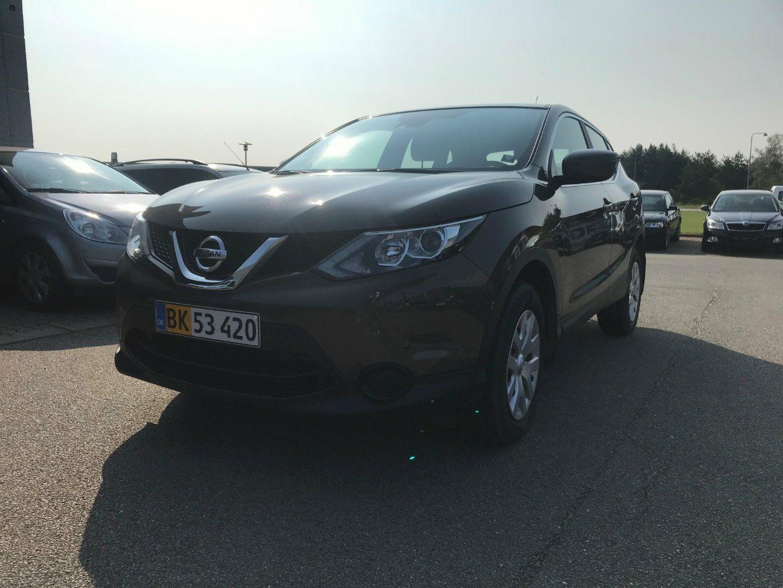Nissan Qashqai 1,6 dCi 130 Visia Van