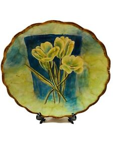 Home Decor, A Beauitful Flower, Home Decoration Plate.