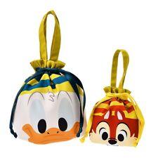 Disney Donald Chip/'n Dale Purse Donald Duck Birthday 2020 Japan import NEW