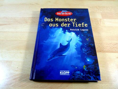1 von 1 - Patrick Lagrou: Das Monster aus der Tiefe / Insel der Delphine / Gebunden