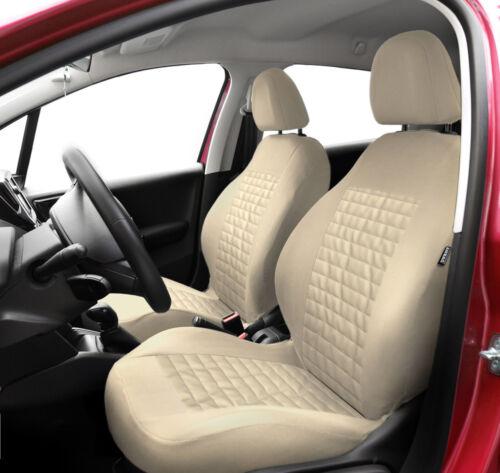 Toyota Yaris beige universal fundas para asientos funda del asiento auto ya referencias Modern