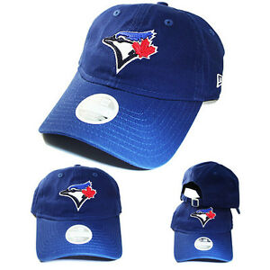 f220ba3265e New Era Toronto Blue Jays 9twenty Adjustable strapback Cap Dad Daddy ...