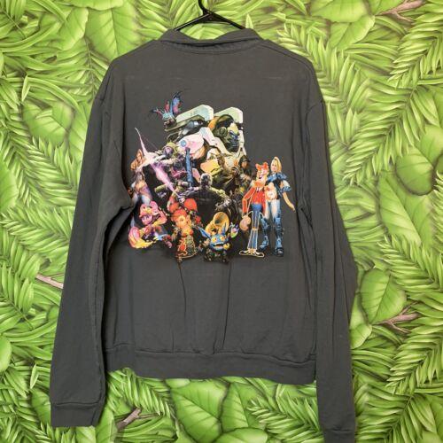 Activision Blizzard Sweatshirt Size Large Gamer Gr