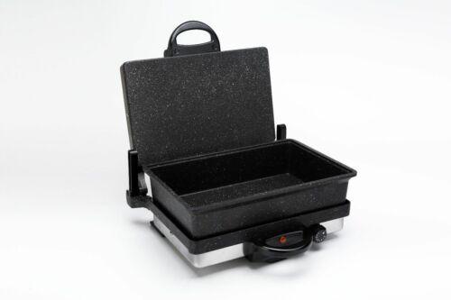 Marmor Kontaktgrill Lahmacun Grill Tandur Elektro Toaster Kasserolle Makina