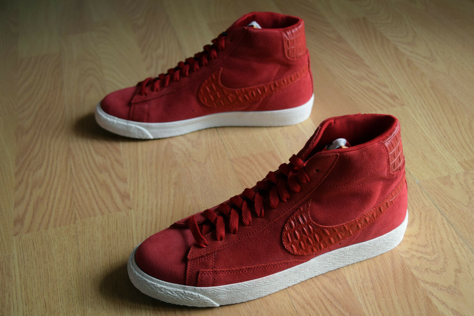 Nike Blazer Mid PRM Vintage 39 40 42 43 44 45 46 638261 601 Air Force 1 QS New shoes for men and women, limited time discount