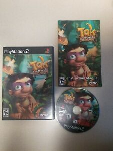 Tak-and-the-Power-of-Juju-Sony-PlayStation-2-Tested-w-Manual