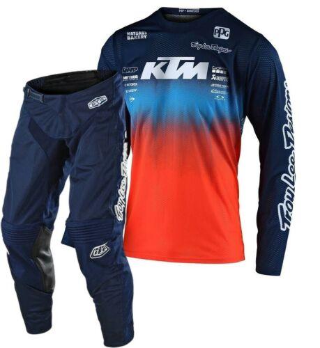 2020 Troy Lee Designs TLD GP AIR Motocross Race Kit Gear Team KTM Navy Adults