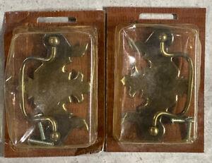 Set-Vintage-Amerock-T-871-3-034-Cabinet-Pull-Drawer-Antique-English-Hardware-H32