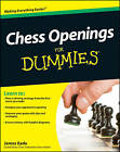 Chess Openings For Dummies by James Eade (Paperback, 2010)
