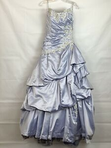 MAGGIE SOTTERO COUTURE WEDDING GOWN BRIDAL PROM QUINCEANERA DRESS 8 MEDIUM