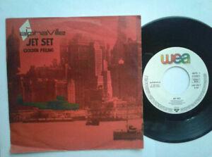 Alphaville-Jet-Set-7-034-Vinyl-Single-1985-mit-Schutzhuelle