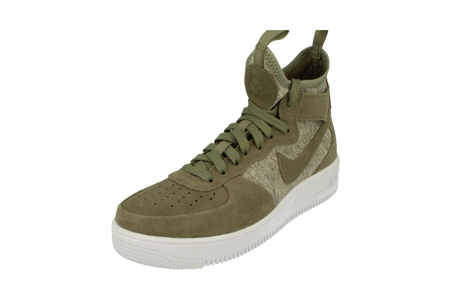 Nike Air Force 1 Ultraforce Mi Prm Baskets Montés pour Hommes 921126 Baskets 002