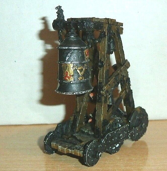 28mm GW Warhammer Fantasy Skaven Screaming Bell- painted  metal.......B
