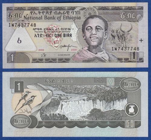 46 e New UNC Wholesale Dealers Lot EE2000 P 10 Notes! Ethiopia 1 2008