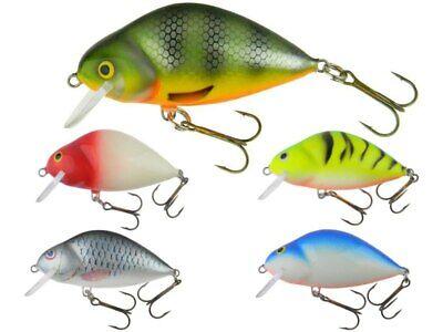 Dorado Lake Deep Runner Acustic 7cm 25g Floating Crankbait Catfish COLOURS