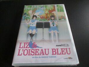"DVD NEUF ""LIZ ET L'OISEAU BLEU"" dessin anime manga de Naoko YAMADA"
