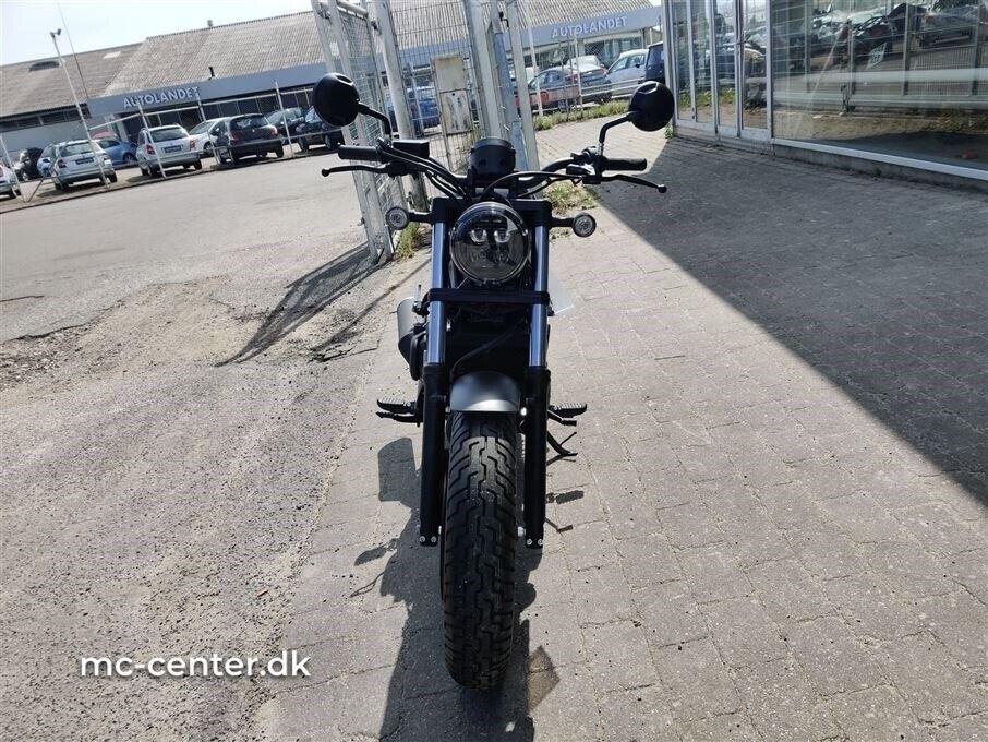 Honda, CMX 500 Rebel, ccm 500