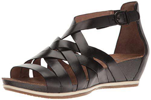 Dansko donna Vivian Gladiator Sandal  -12 M- Select SZ Coloree.