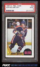 1987 O-Pee-Chee Hockey Wayne Gretzky #53 PSA 9 MINT (PWCC)