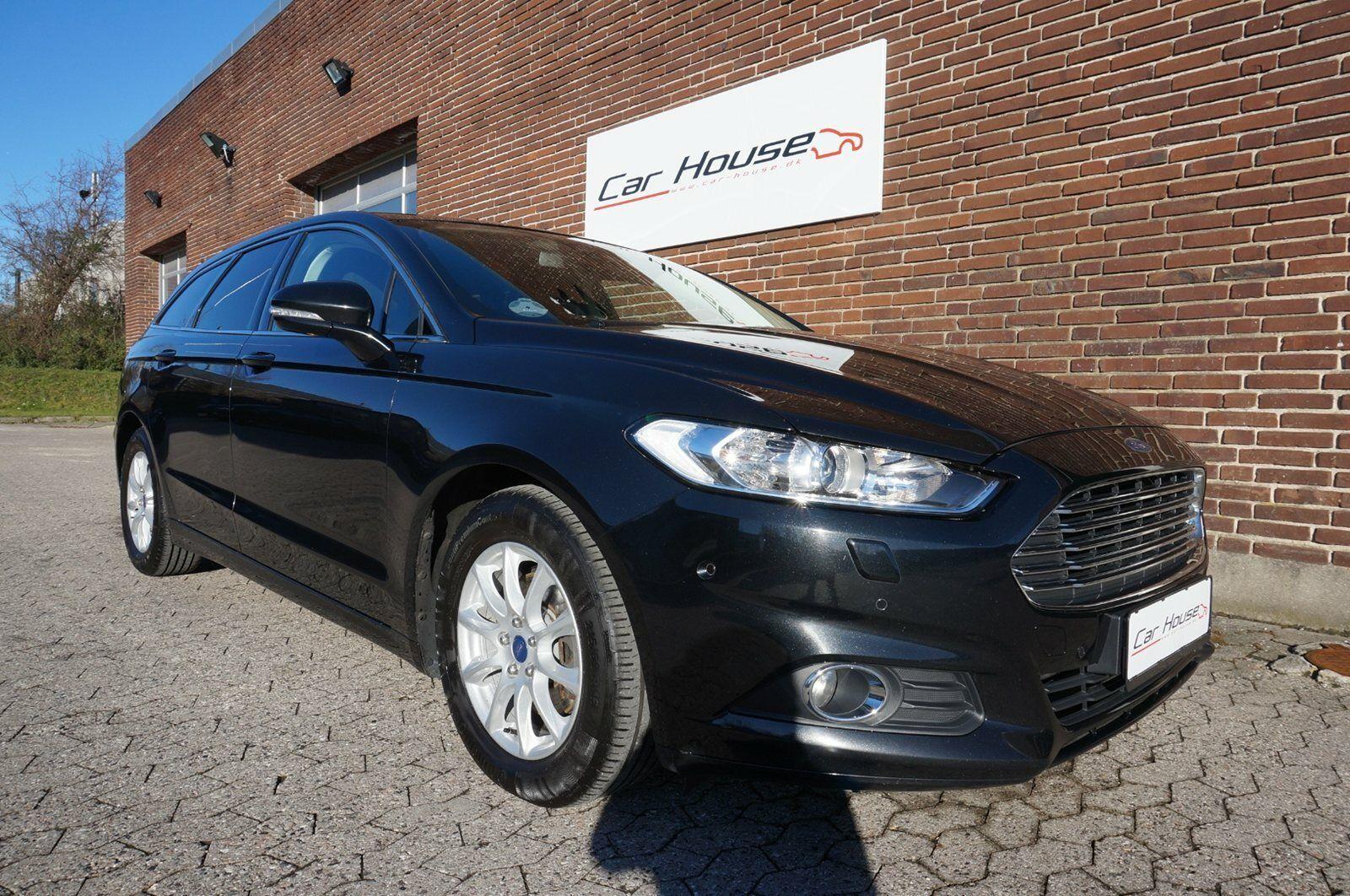 Ford Mondeo 2,0 TDCi 150 Trend stc. aut. 5d - 194.900 kr.