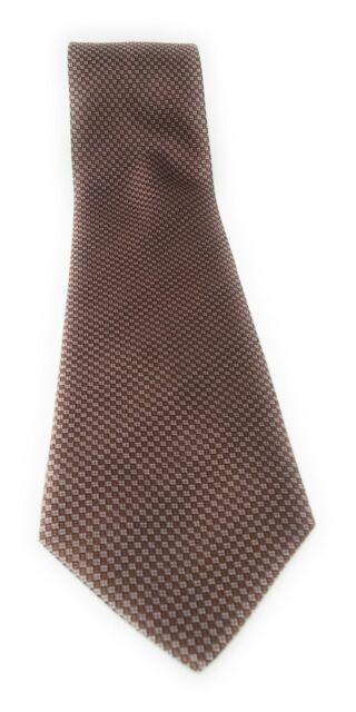Bijoux Terner Hand Made Micro Orange Tie