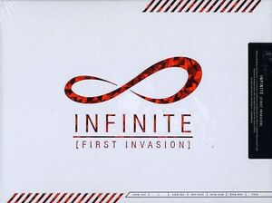 Infinite-First-Invasion-New-CD-Asia-Import